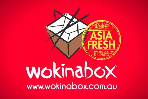 Wok In a Box
